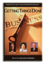 Getting Things Done©: Keys to a Successful Business by Gaby Cora