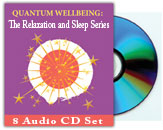 Quantum Wellbeing©: The Relaxation and Sleep Series by Gaby Cora